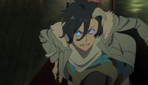 アニメ【天狼 Sirius the Jaeger】3話感想(ネタバレ有り)シリウスの匣とは?兄ミハイルの目的とは?