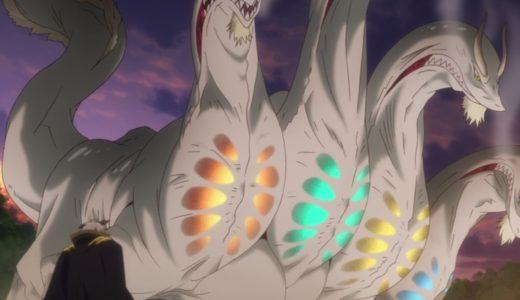 アニメ『異世界魔王』8話感想・考察!(ネタバレ有り)フォースヒュドラは複数スキルを使う召喚獣だった!そしてガルフォードの強さが明らかに!