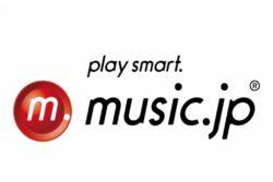 music.jpのロゴ